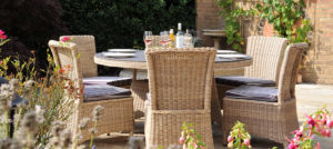 cane dining chairs cirencester
