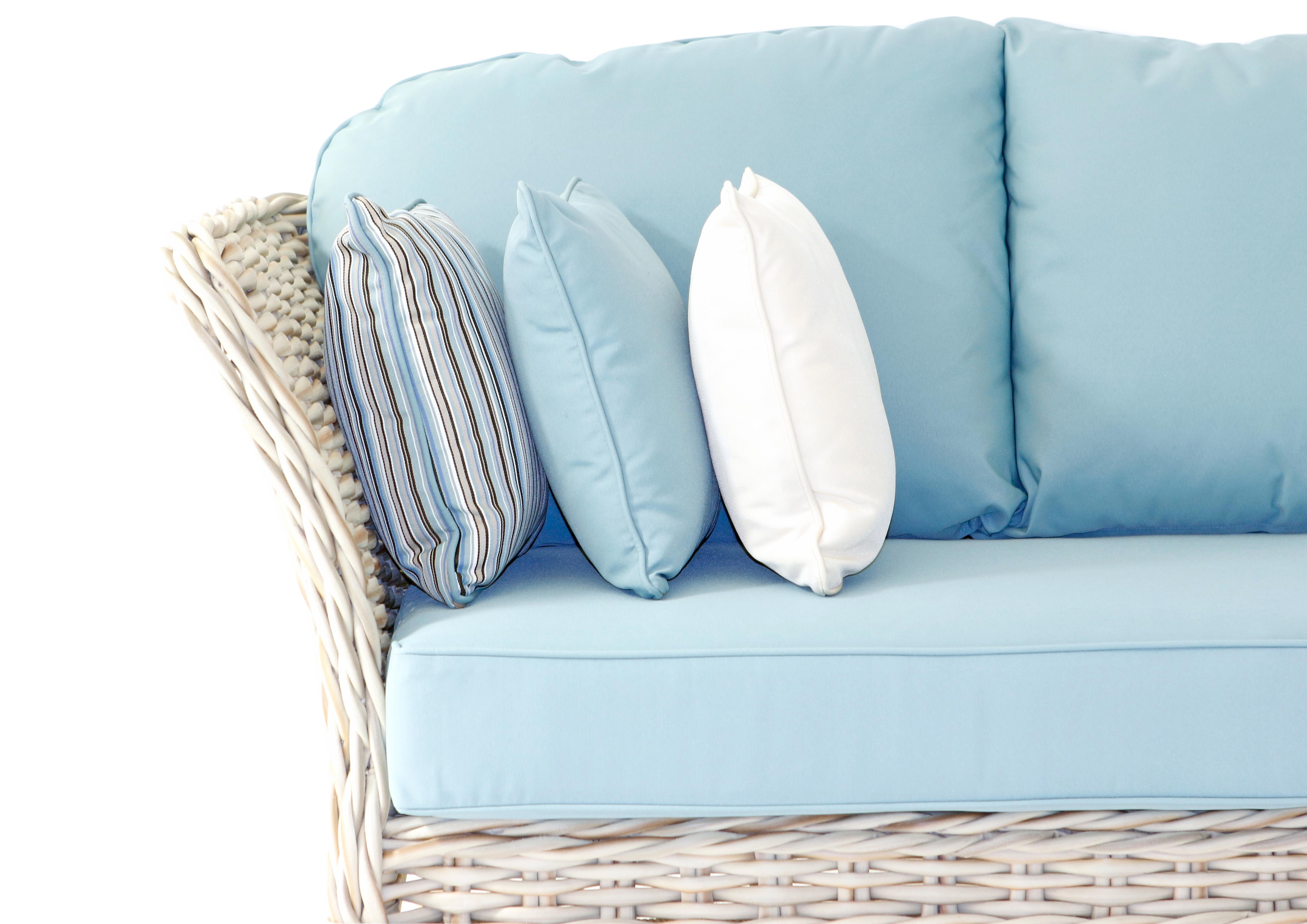 barcelona lounging corner sofa close up