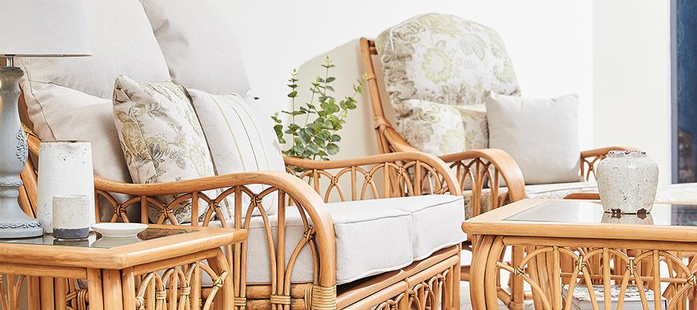 cane sofa cirencester