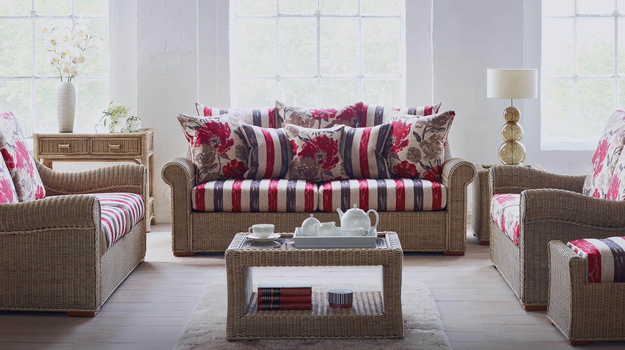cane furniture prices Cheltenham